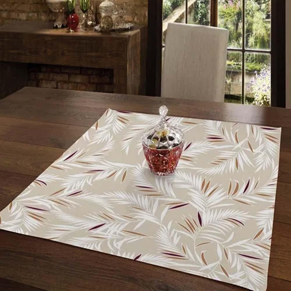 toalha de mesa 78x78 isabela