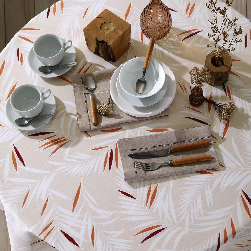 toalha de mesa redonda isabela zoom