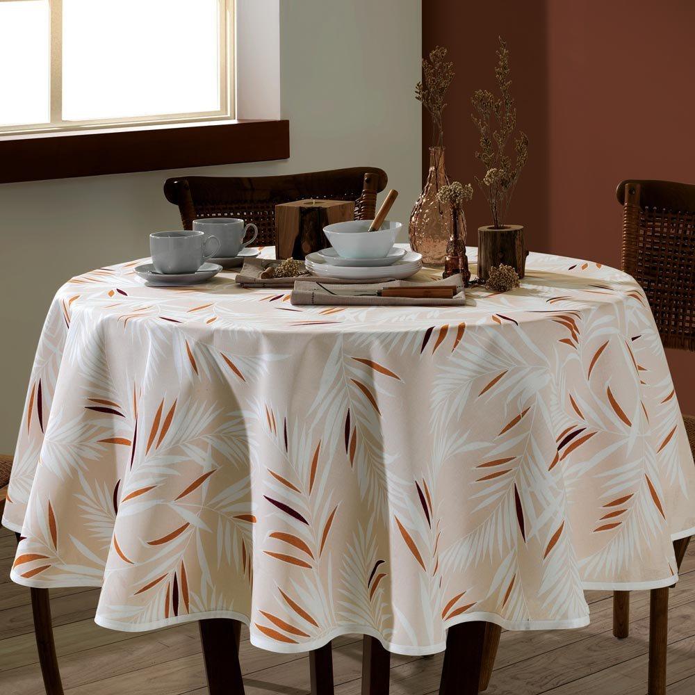 toalha de mesa redonda isabela