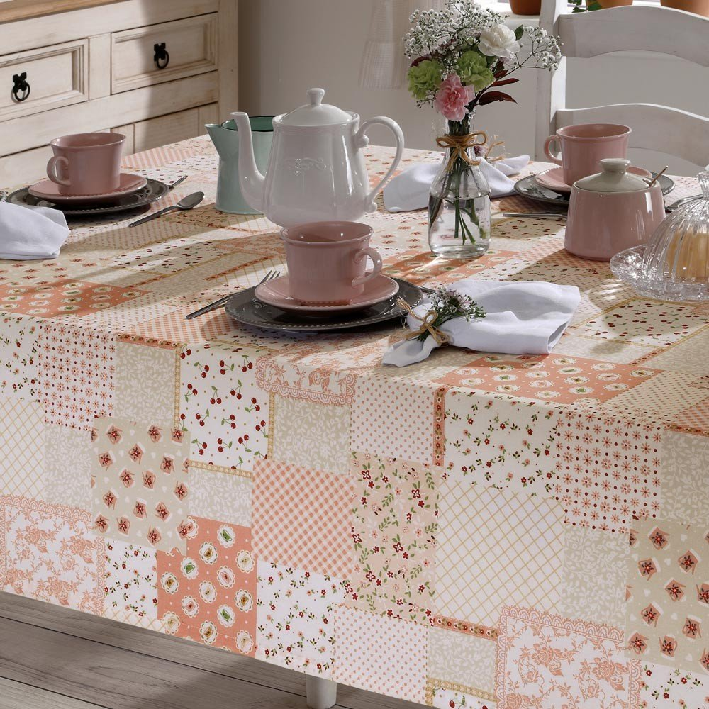 toalha de mesa retangular ivone zoom