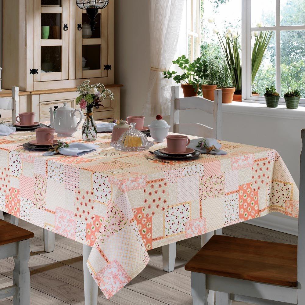 toalha de mesa retangular ivone