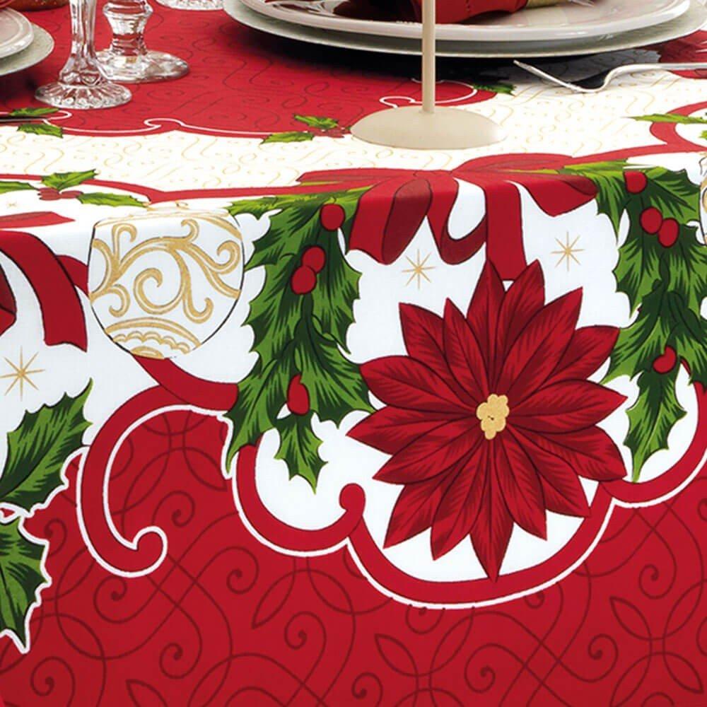 toalha de mesa dohler quadrada 4 lugares natal 79 zoom 1