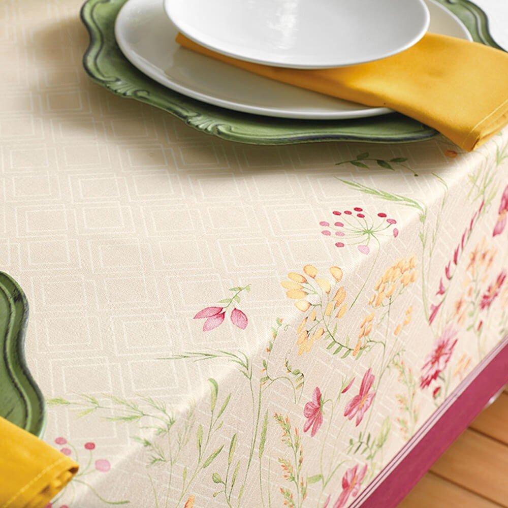 toalha de mesa flores do campo zoom