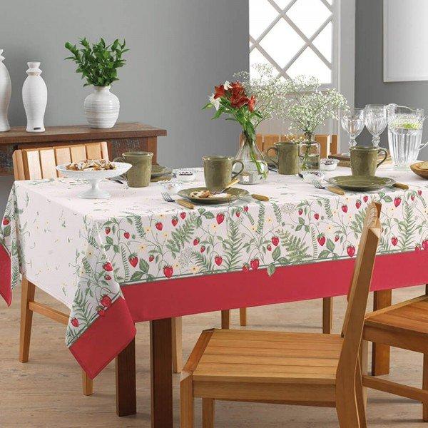 toalha de mesa frutalia