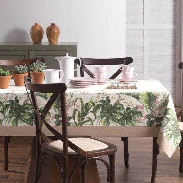 toalha de mesa silvestre