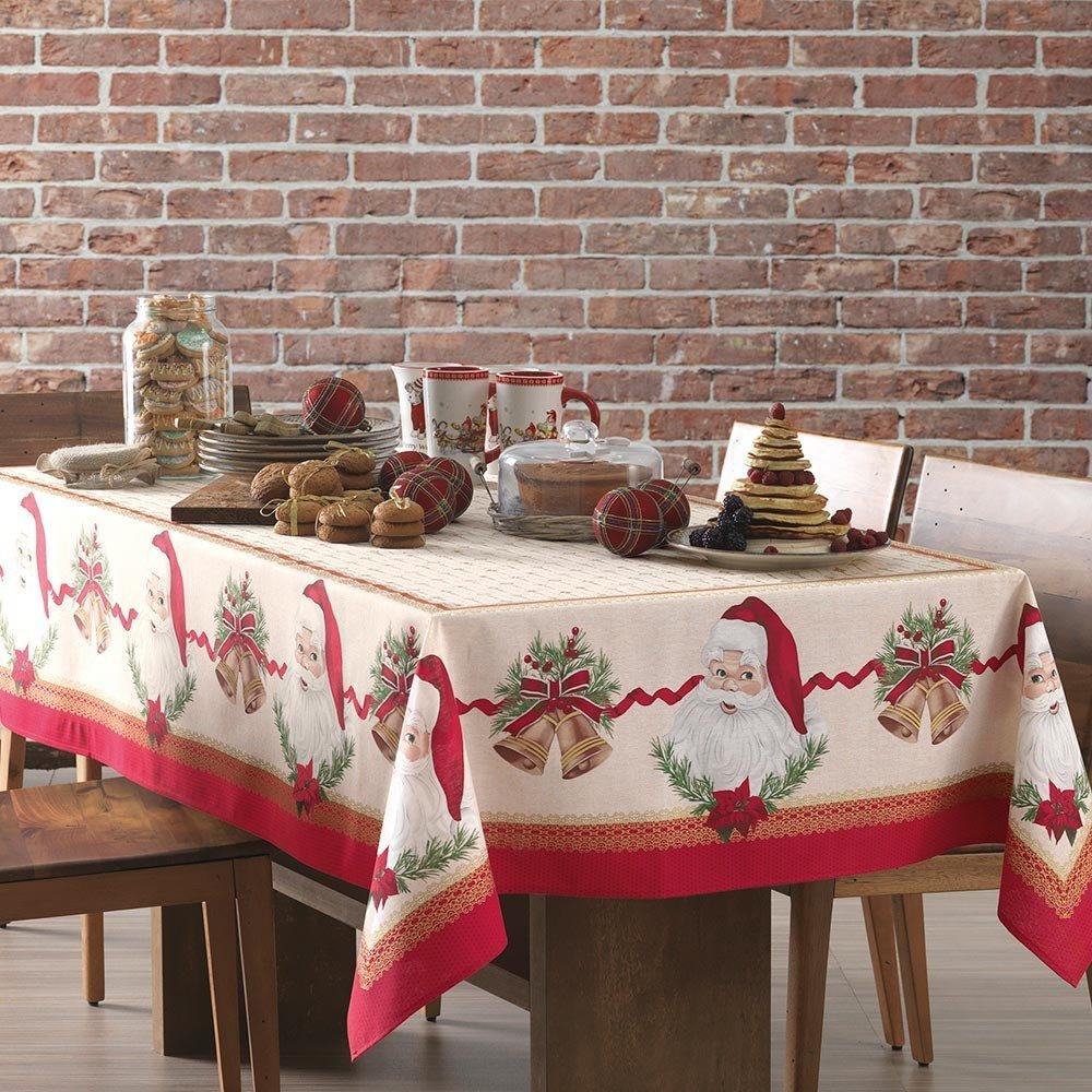 toalha de mesa redonda karsten tempo de abracar