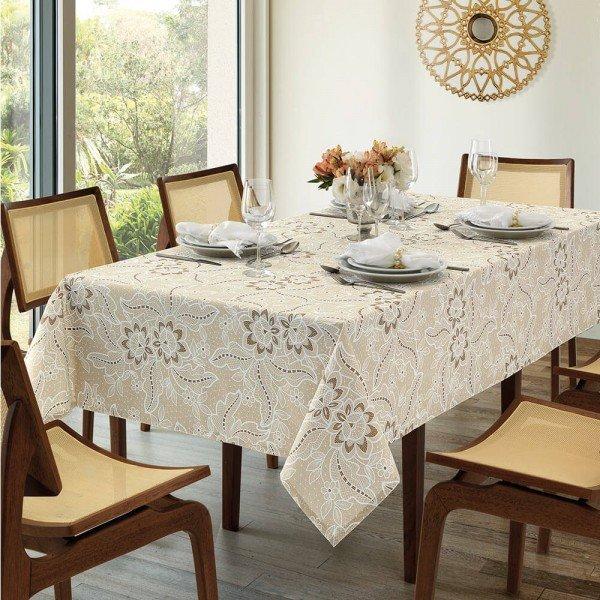 toalha de mesa dohlerclean retrangular eloah