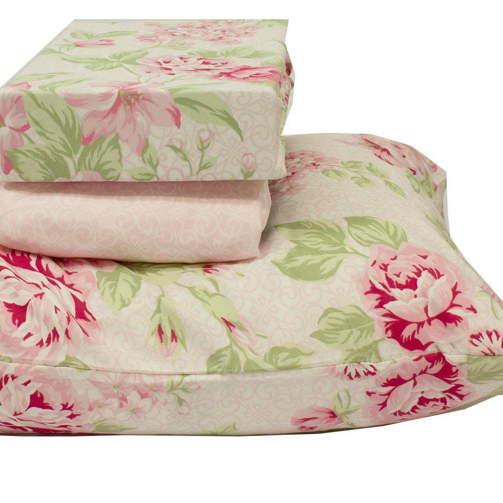 jogo de cama fantasia belfort rosa zoom
