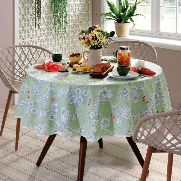 toalha de mesa redonda isabel