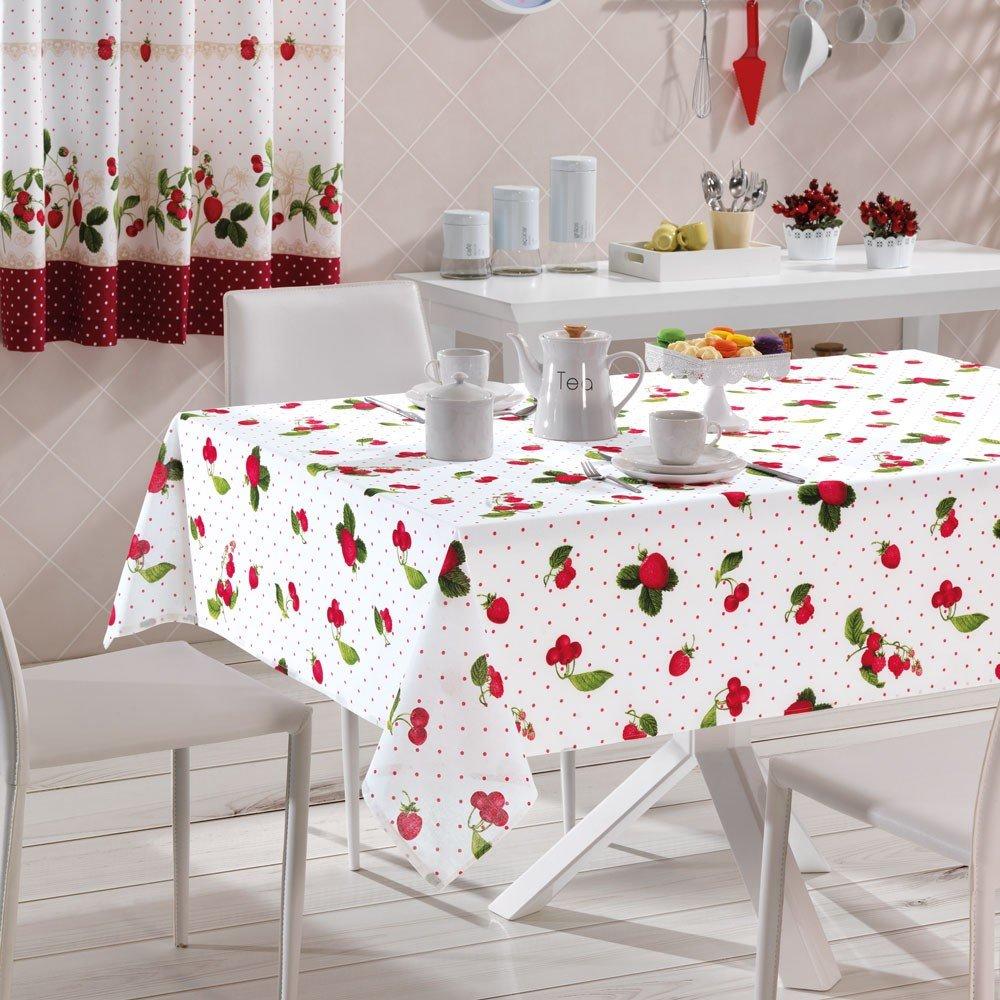 toalha de mesa retangular iolanda