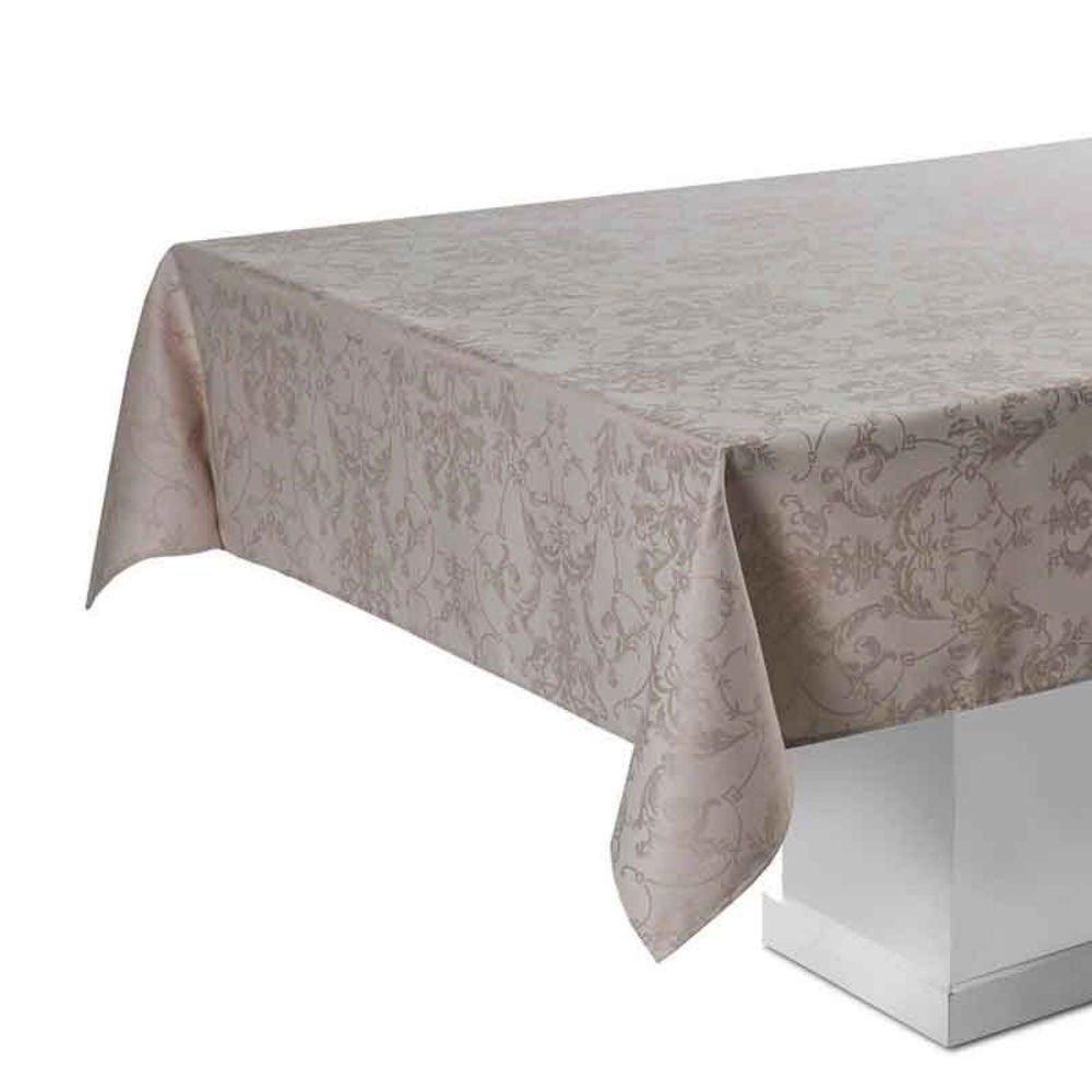 toalha de mesa blanche bege1