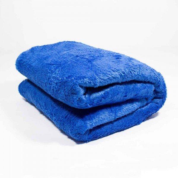 manta plush azul
