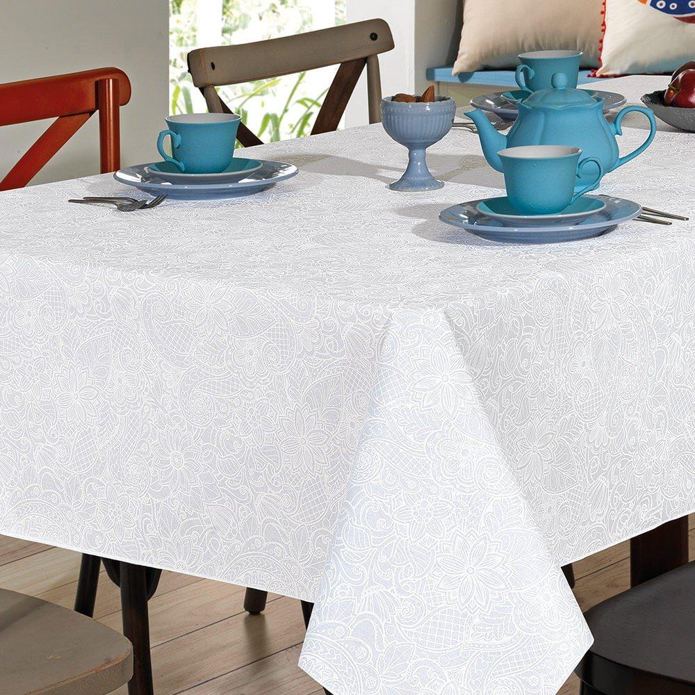 toalha de mesa dohlerclean retrangular edite zoom