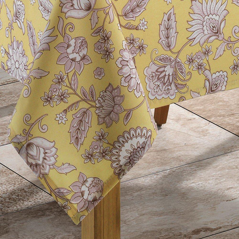 toalha de mesa dohler dohler clean elisa zoom