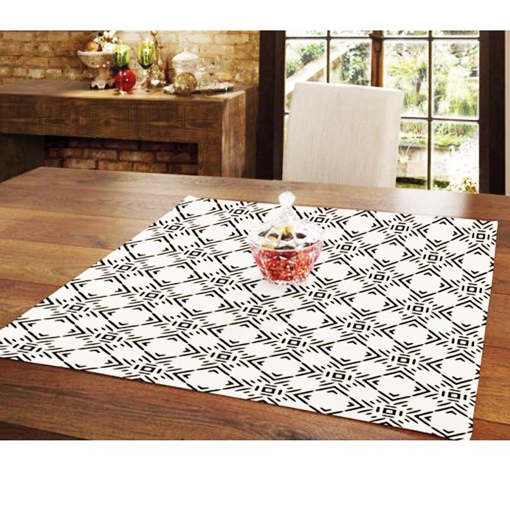 toalha de mesa 78x78 elsa