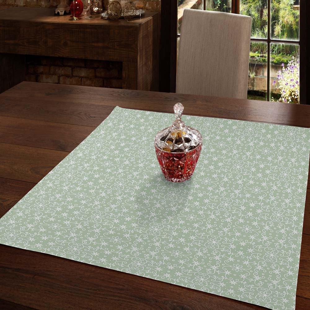 toalha de mesa 78x78 esther
