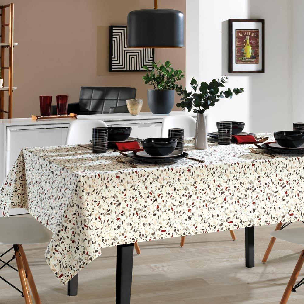 toalha de mesa retangular evelyn