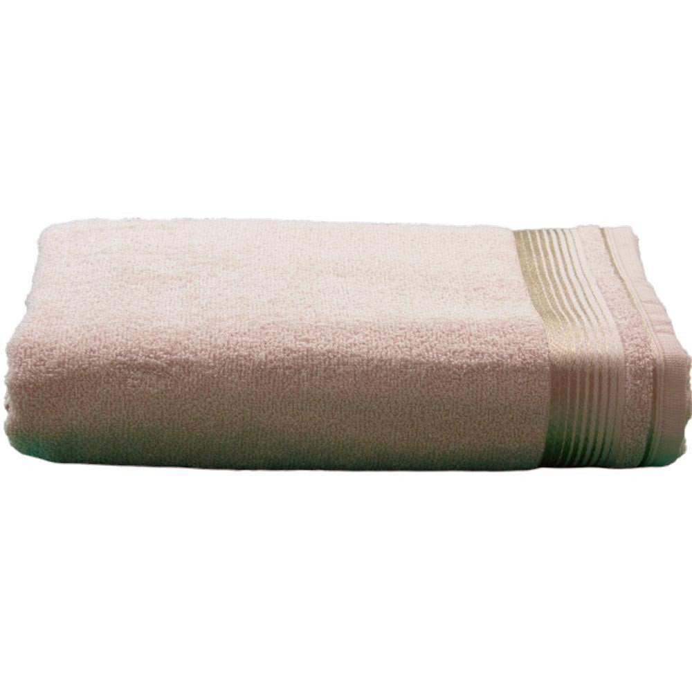 toalha quasar rosa suave