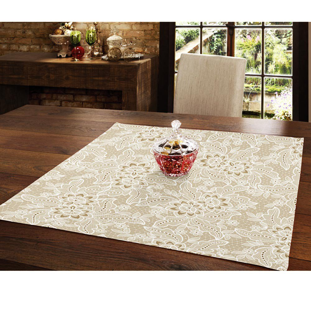 toalha de mesa 78x78 eloah