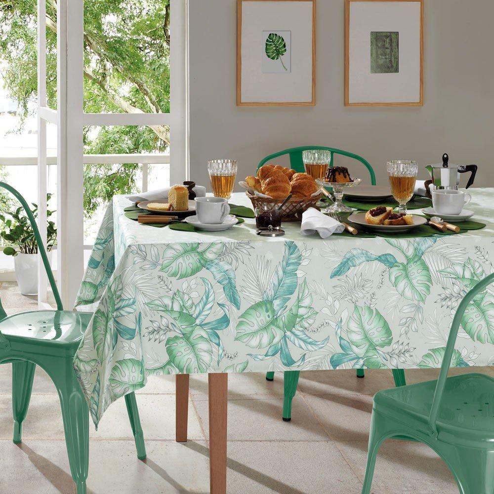 toalha de mesa retangular larissa