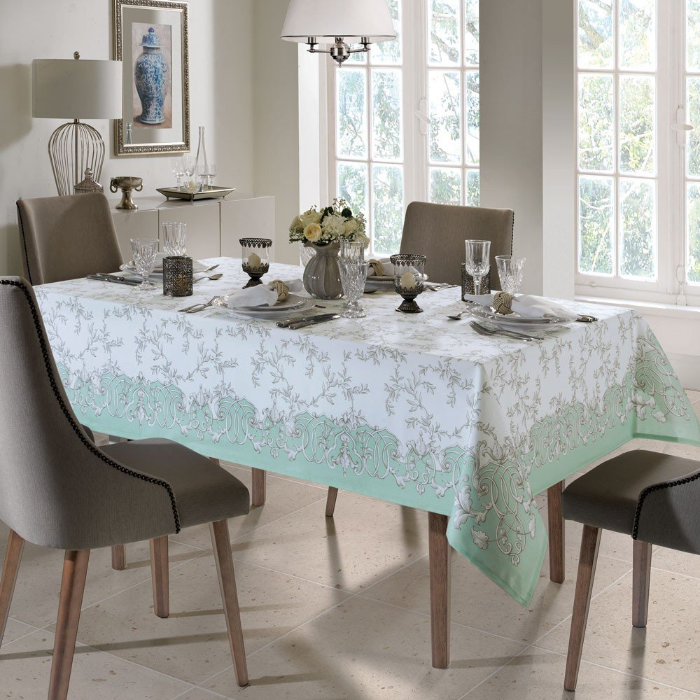 toalha de mesa retangular martina