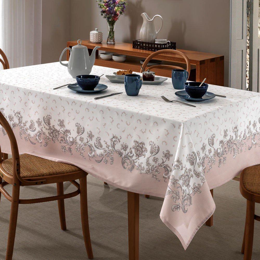 toalha de mesa retangular marcelle
