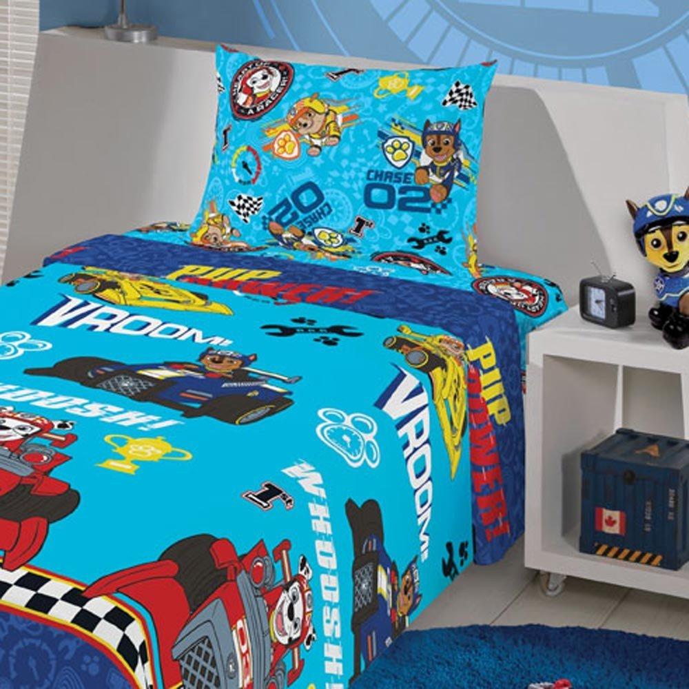 jogo de cama patrulha menino1