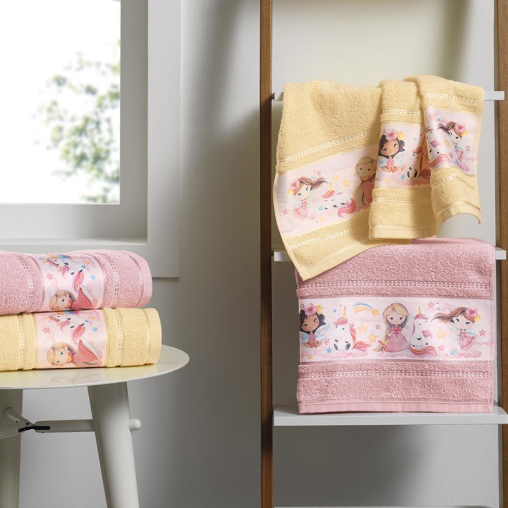 toalha encantada
