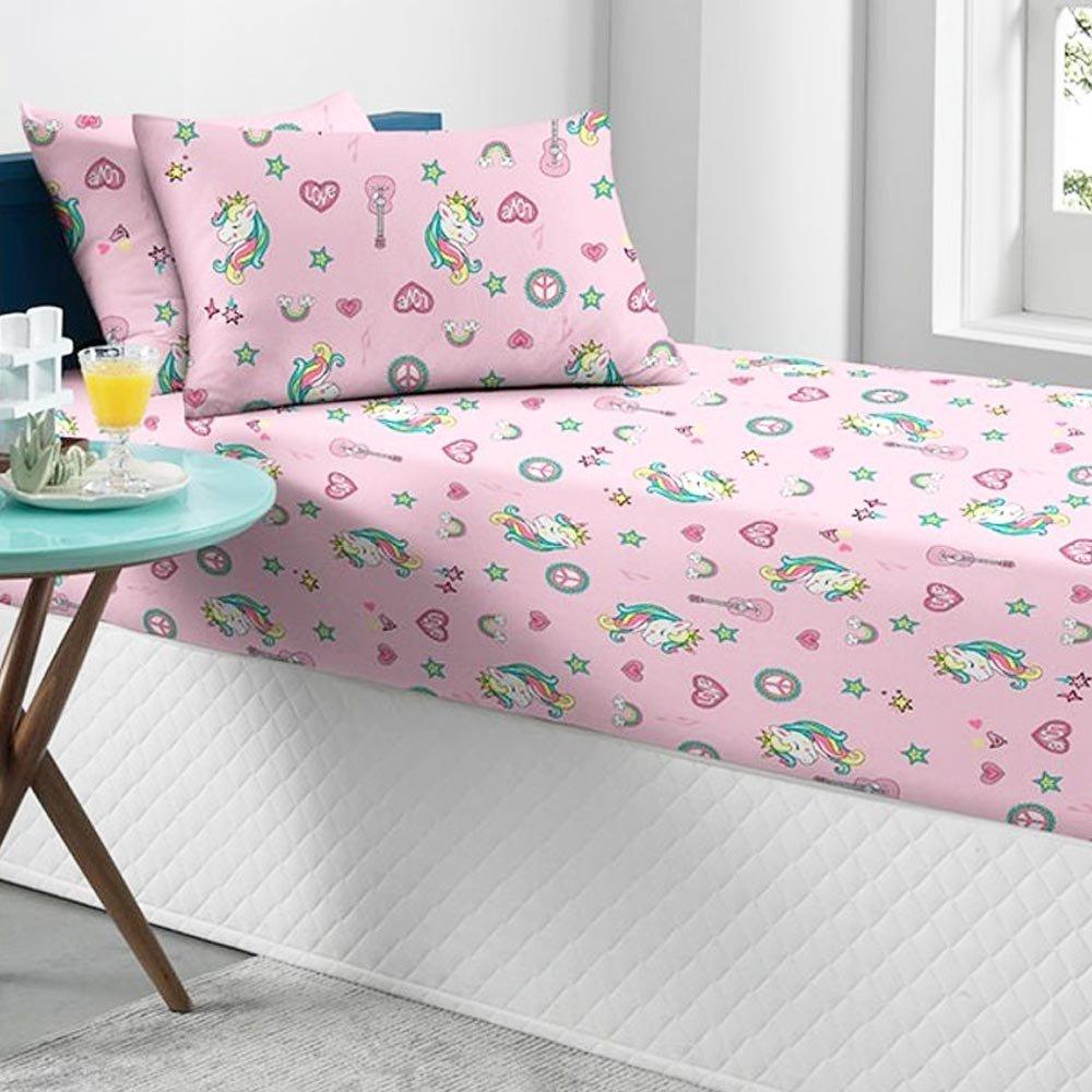 cama unicornio