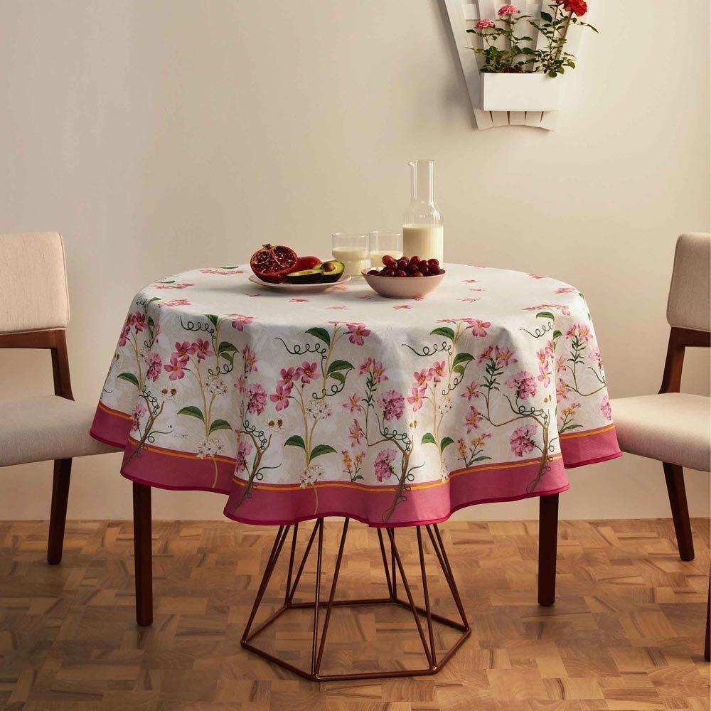mesa terraco redonda