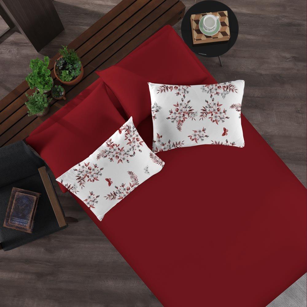 jogo de cama angelica branco