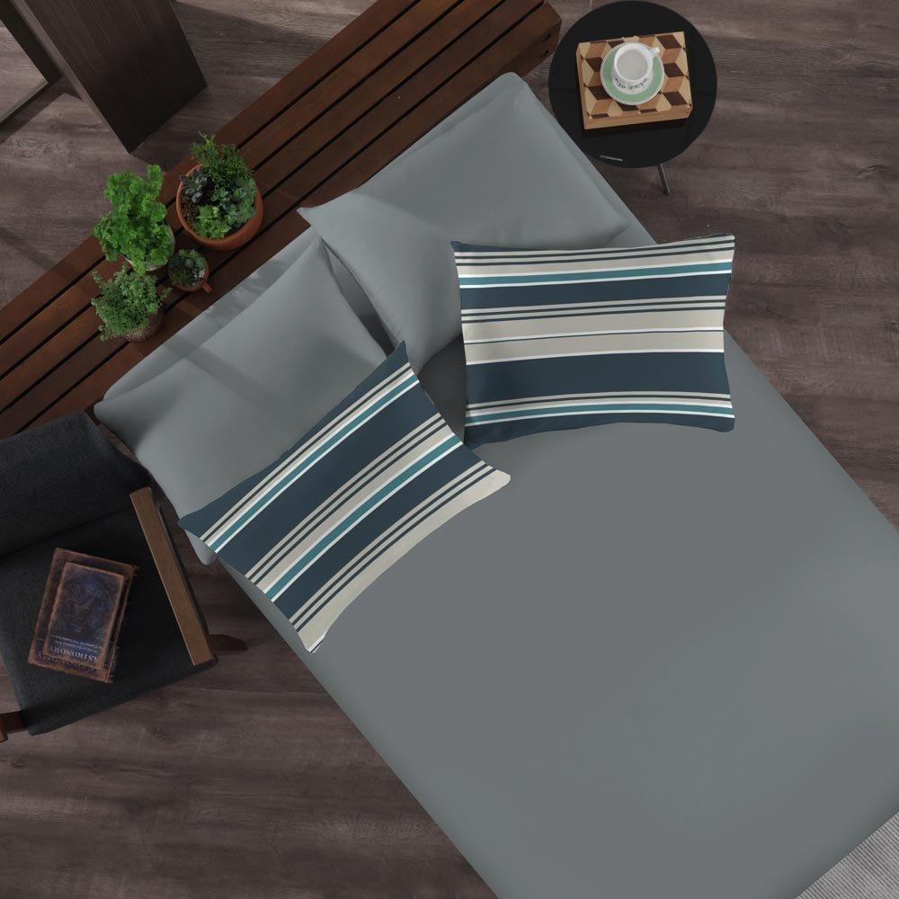 jogo de cama troia