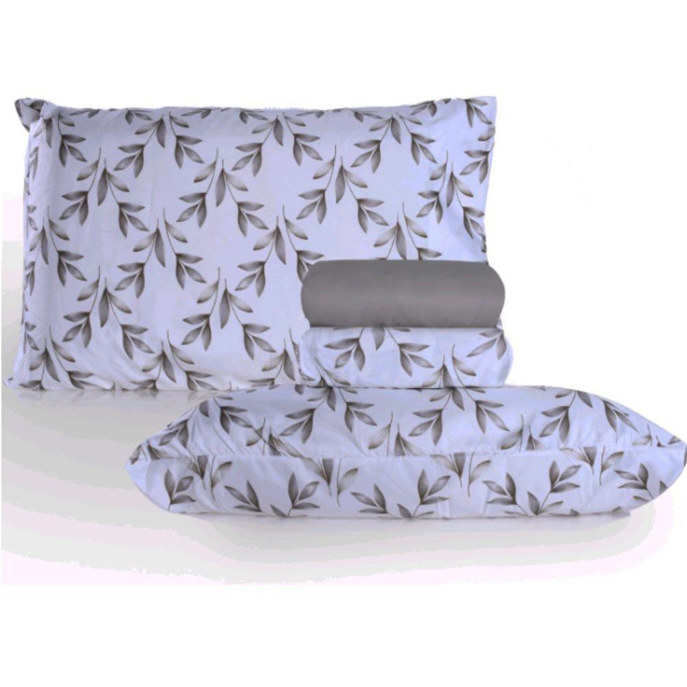 jogo de cama microfibra pamplona