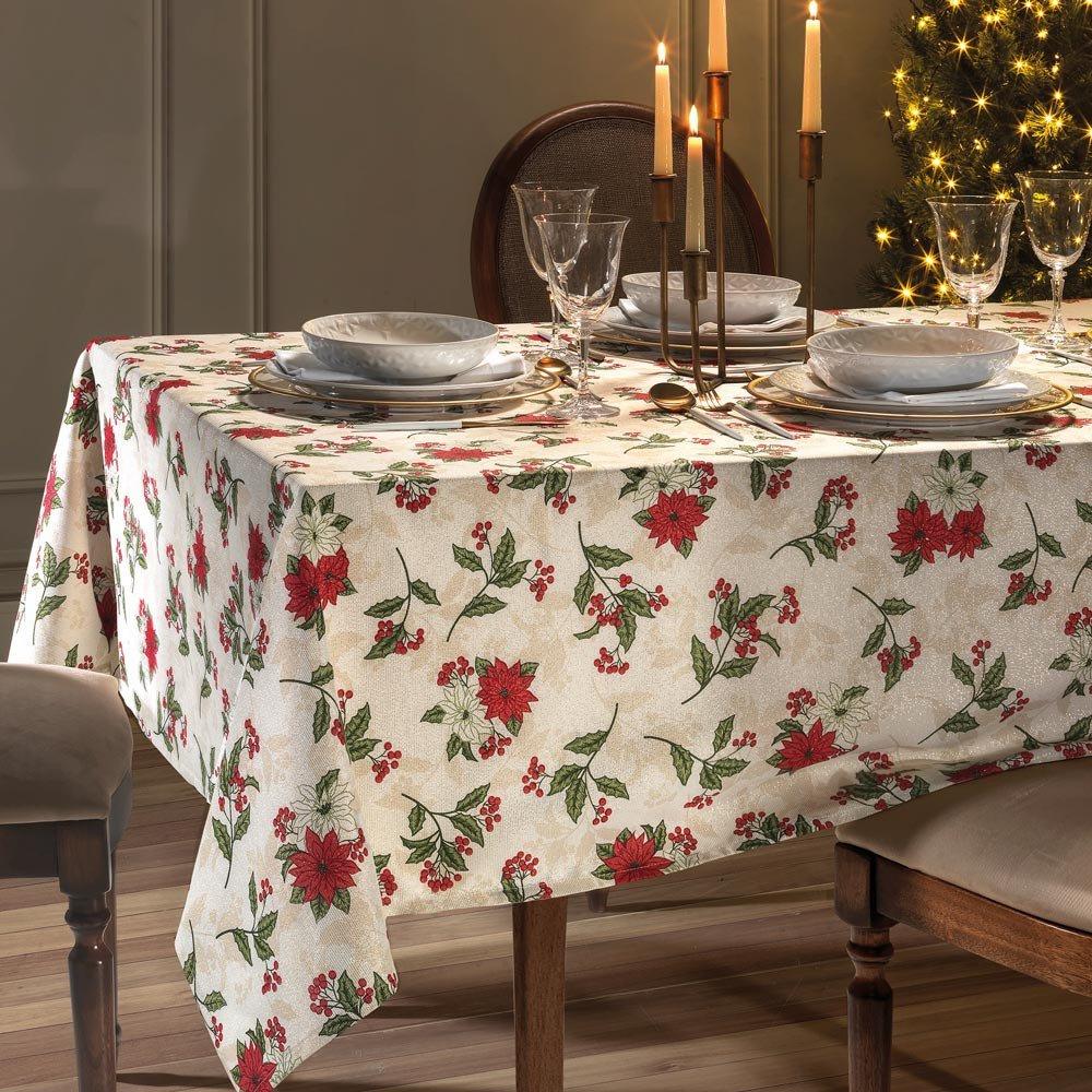 toalha de mesa natal 95