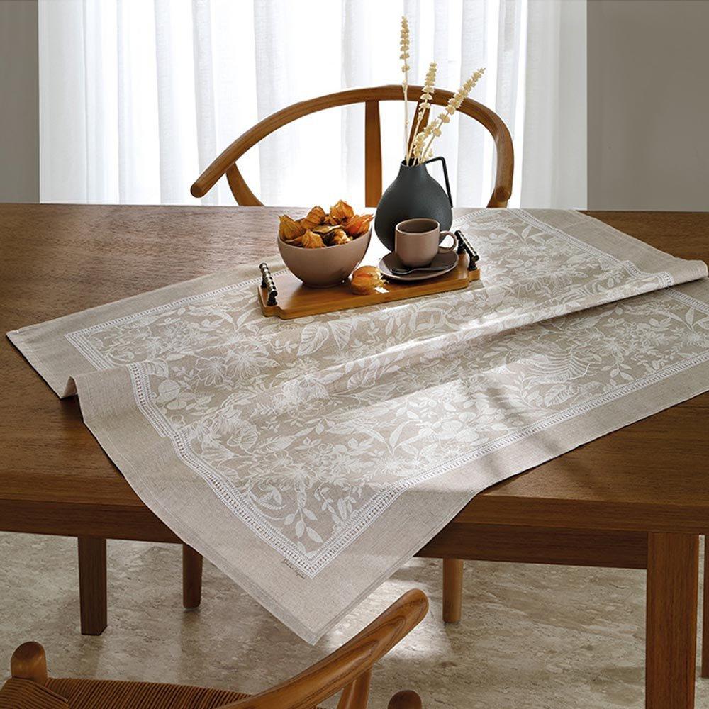 toalha de mesa 78x78 alana