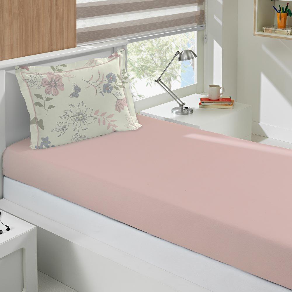 jogo de cama abby rose