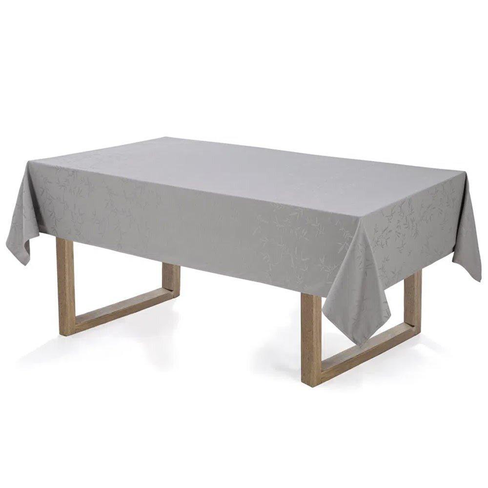 toalha de mesa verissimo verm retangular cinza