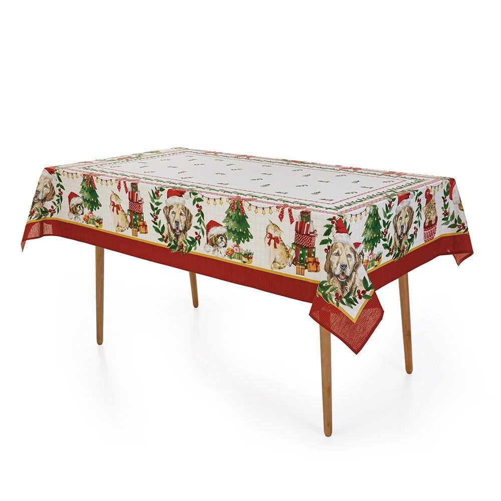 mesa natal pet natalino retangular