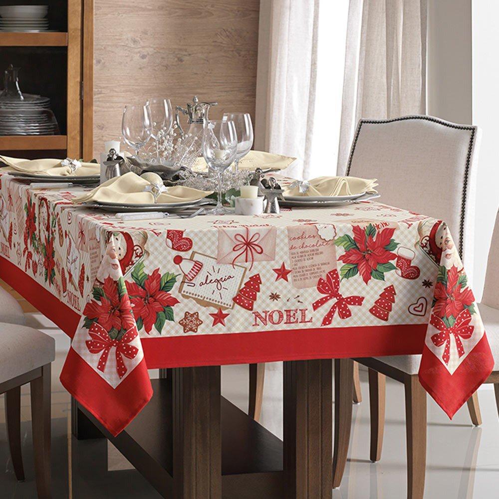 mesa natal receita do noel