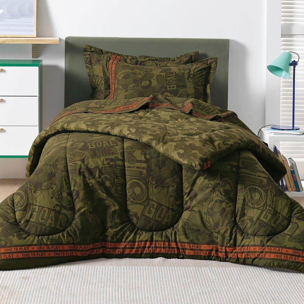 cama camuflado