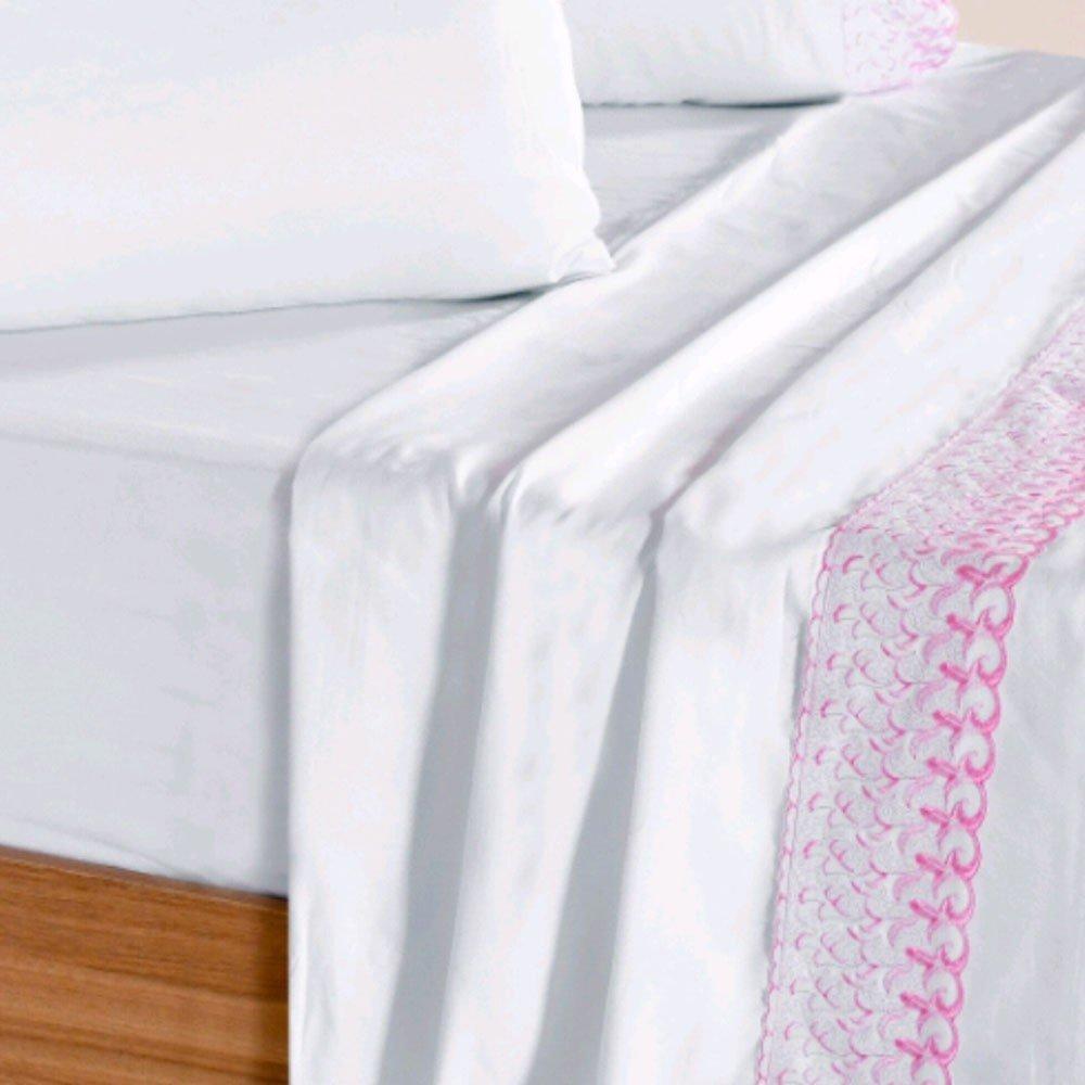 jogo de cama maximus branco rosa2