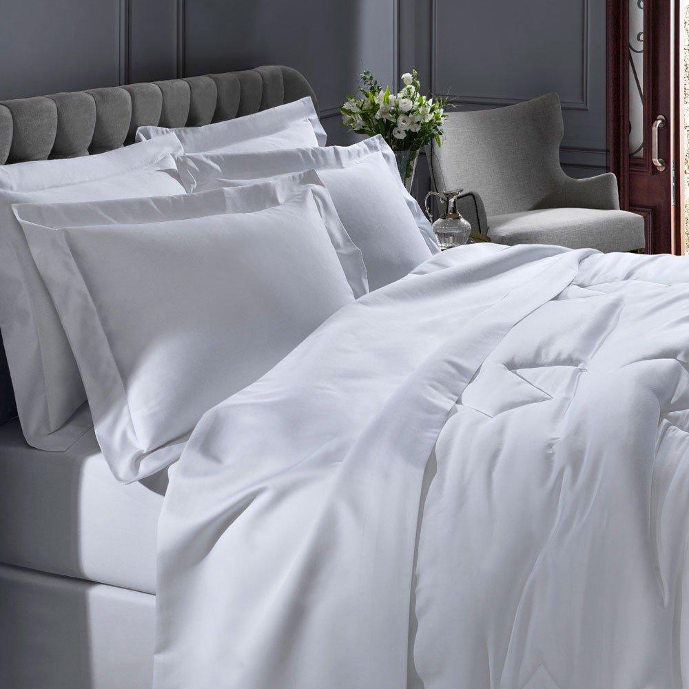 jogo de cama 1000 fios branco